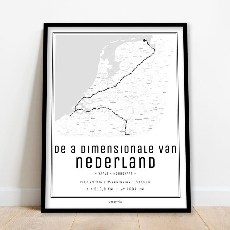 3642 - De 3 dimensionale van Nederland Mockup-1